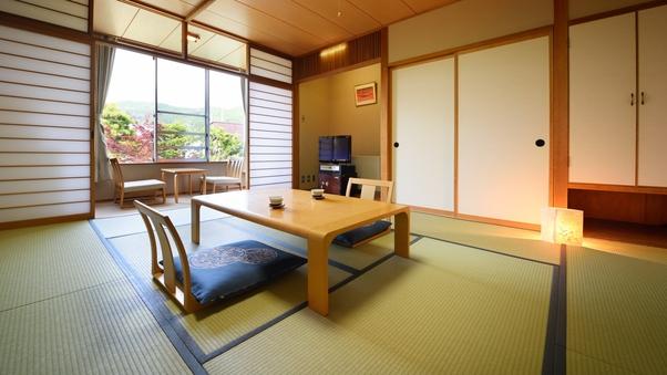 別館)和室7.5〜10畳(バス無・トイレ付)