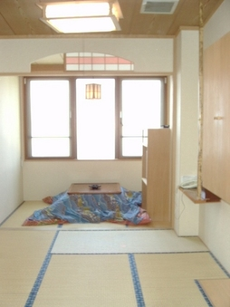 【禁煙】和室 7,5畳