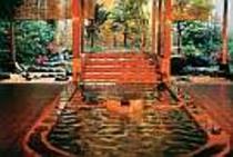寝湯や歩行湯も揃った温泉大浴場