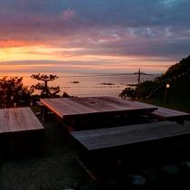 夕日が見える丘公園