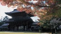 【大本山總持寺祖院 】境内には多類の花や樹木が植えられ、四季を通じて楽しめます。