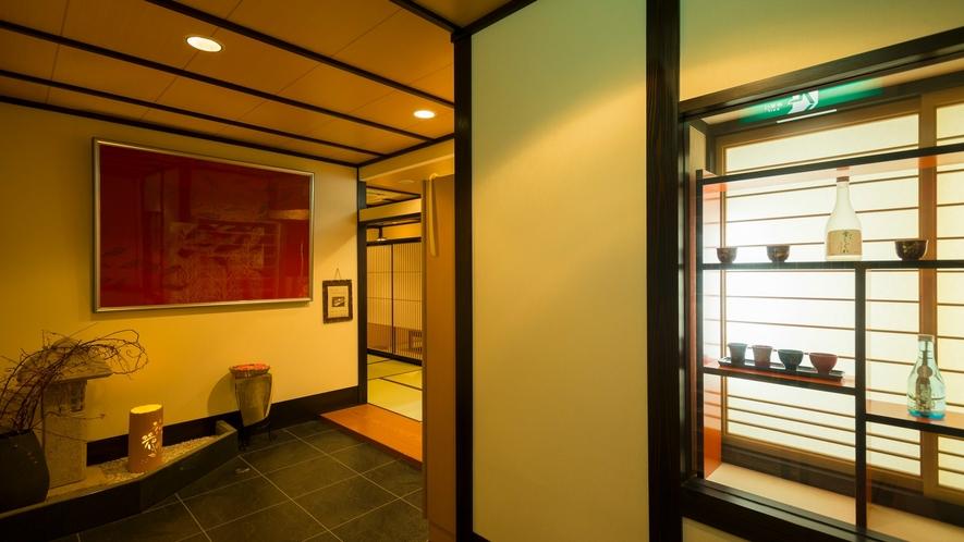 個室でプライベート空間のお食事所「花ふぶき」