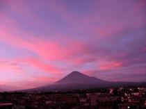 2010/08/07富士山