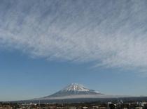 2010/02/03富士山