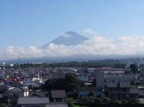 2009/08/04富士山