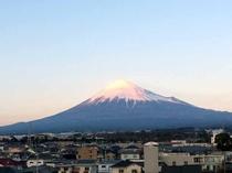 2015/01/04富士山