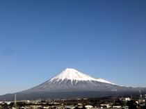 2012/12/25富士山
