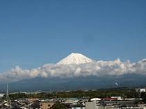 2010/01/20富士山