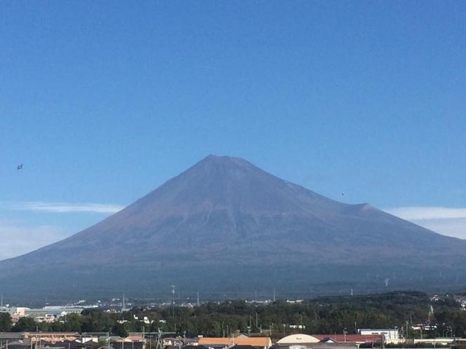 2017/11/1 富士山