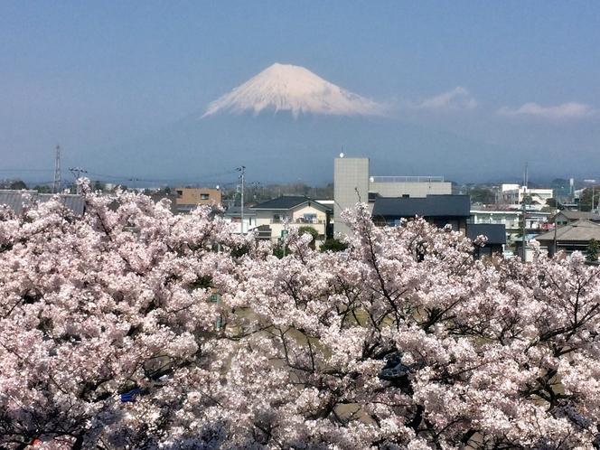 2018/04/01富士山