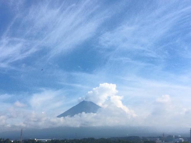 2017/08/05富士山