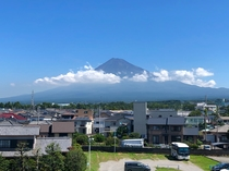 2019年08月05日 今日の富士山