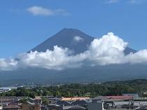 2018/08/22 今日の富士山