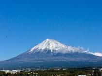 2017/11/19 今日の富士山