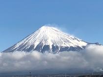 2019/02/01富士山