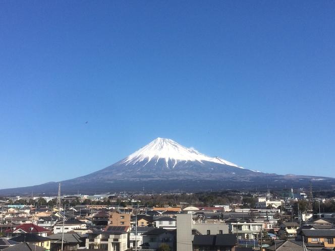 2018/02/05富士山