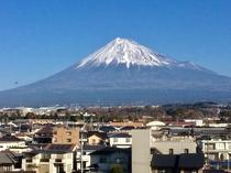 2018年01月01日富士山