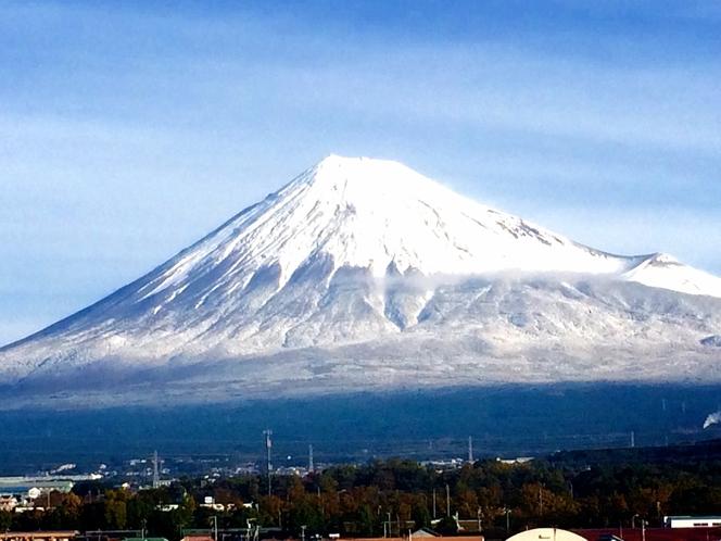 2016/11/25 今日の富士山