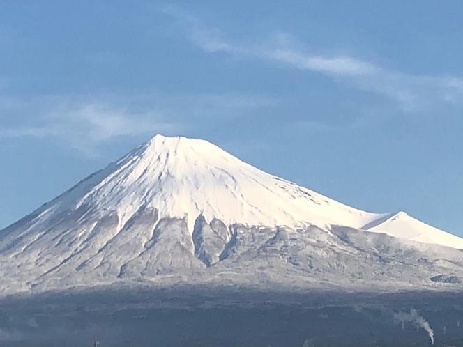 2021/01/25富士山