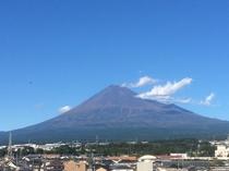 2017/10/23富士山