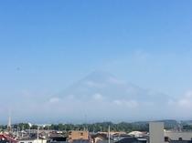 2017年10月10日富士山