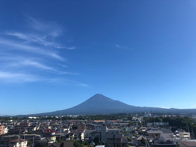 2019年09月06日 富士山