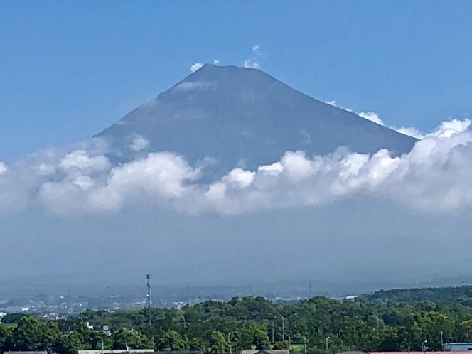 2018/07/02 今日の富士山