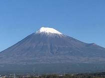 2018年11月15日 今日の富士山