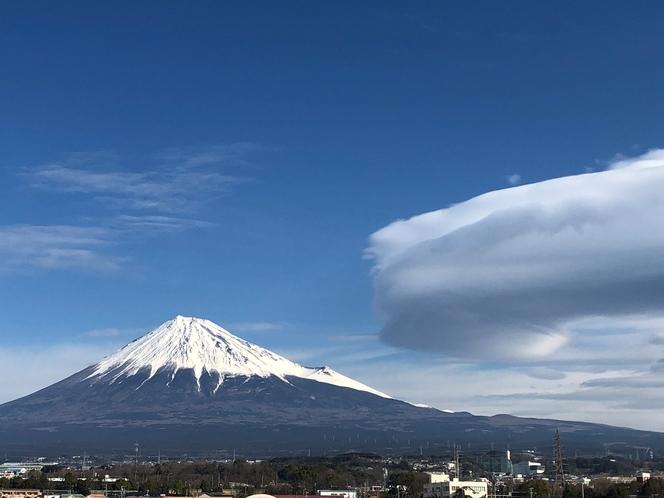 2020/02/12  今日の富士山