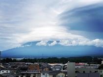 2020/07/24富士山