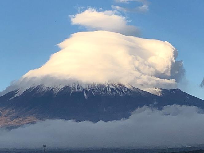 2019/12/02 今日の富士山