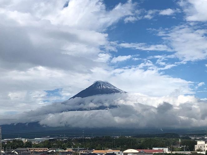 2019年10月22日 富士山