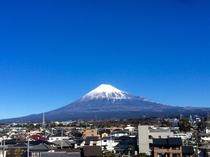 2017/02/02 今日の富士山