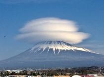 2018/02/10富士山