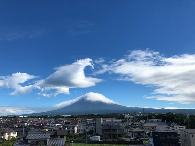 2018/08/08富士山