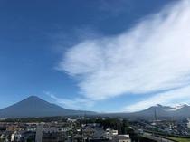 2018/10/01 富士山