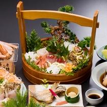 お料理イメージ(舟盛り)