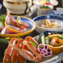 お料理イメージ(蟹)