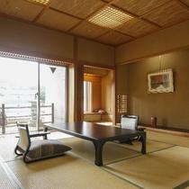 最上階客室【和室12.5畳+8畳】