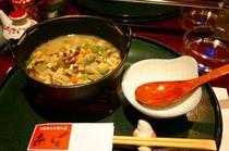 旬な料理(けの汁)
