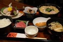 柳川風タツ鍋(冬季)
