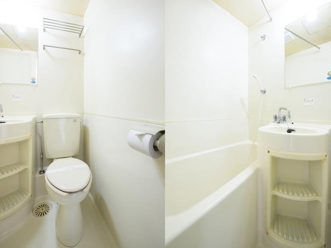 【喫煙】和室8畳 バス・トイレ