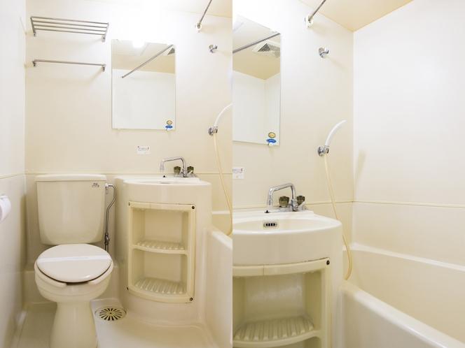【喫煙】和室6畳 バスルーム