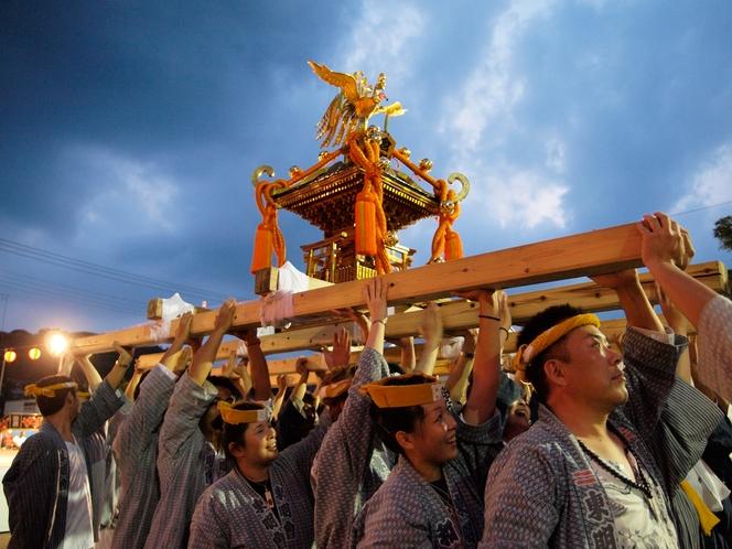 倉渕夏祭り
