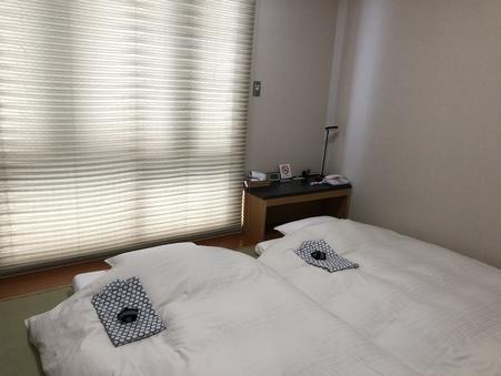 【禁煙】【未就学児のみ添い寝無料】和室6畳・Wi-Fi無料