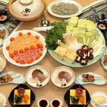 ■大相撲時津風部屋直伝の本格派ちゃんこ鍋