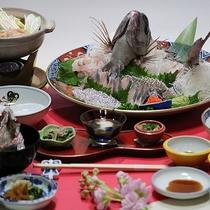 鯛のお祝い膳