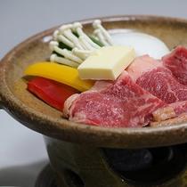 季節の会席料理【夏】陶板焼き