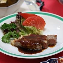 月替わり会席(長月)☆牛肉ステーキ
