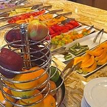 レストラン ショア 朝食ビュッフェ イメージ